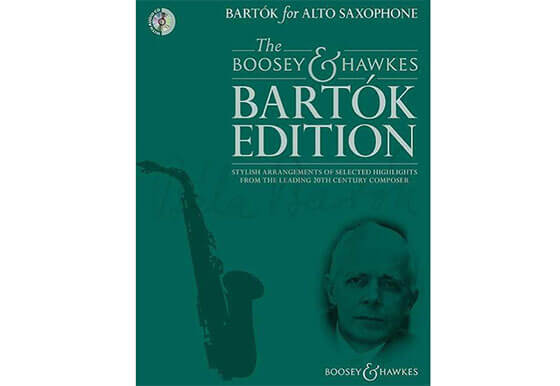 The Boosey and Hawkes Bartok Edition for Alto Saxophone