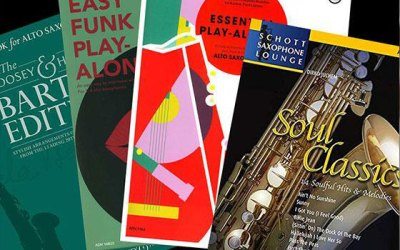 New Music Books for Saxophone Players