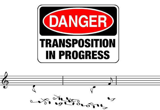 Readers Questions - Transposition Help for Sax Players