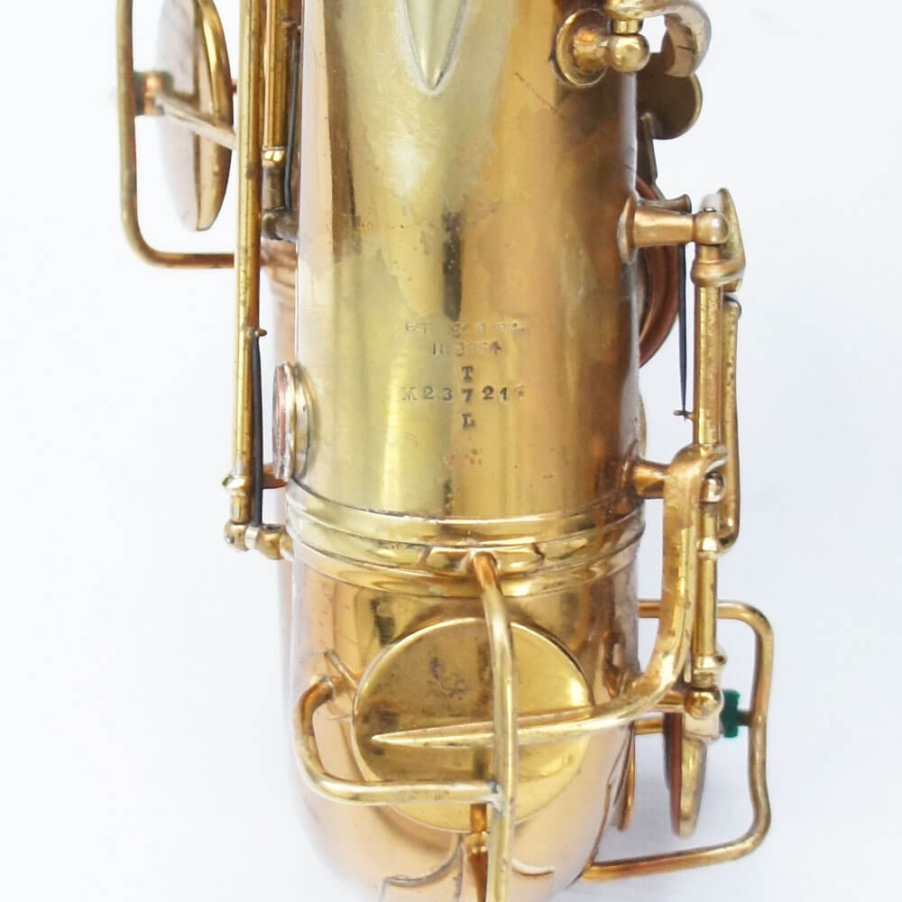 Saxophone serial number location  snBuffet Serial Numbers