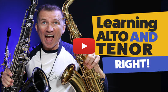 Play Alto and Tenor? Don't miss this!