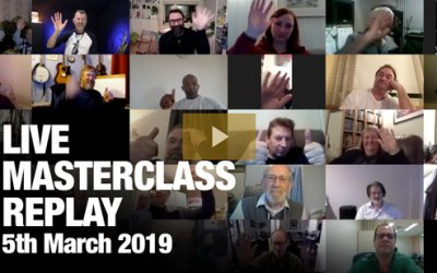 March LIVE Masterclass Replay