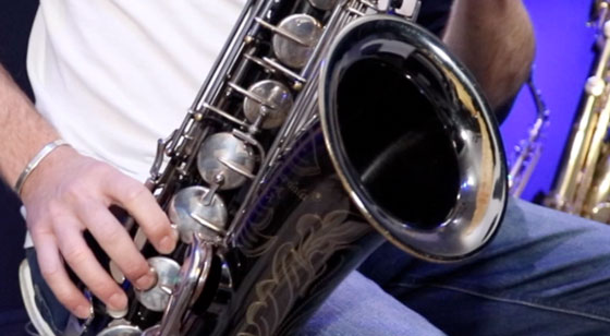 Should you play classical music on saxophone?