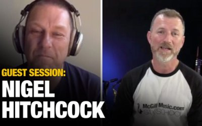 Guest Session with Saxophone Legend Nigel Hitchcock
