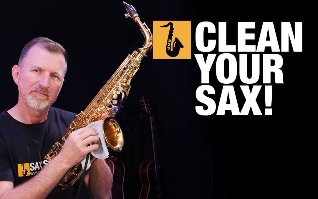 Cleaning Your Saxophone for Beginner Players