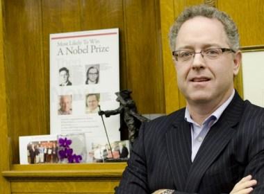 Marc Weinstein. (Simon Poitrimolt / McGill Tribune)