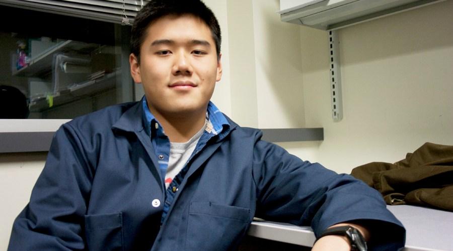 Phi Nguyen Chemical Engineering U3 {Alexandra Allaire/ McGill Tribune)