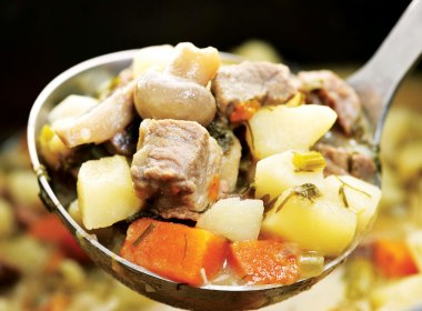 Irish Stew. (Images from www.babble.com, www.missigs.com)