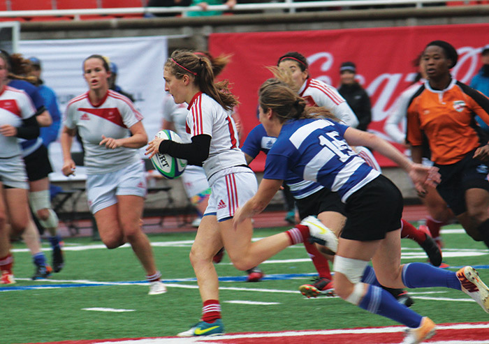 McGill Martlet Rugby