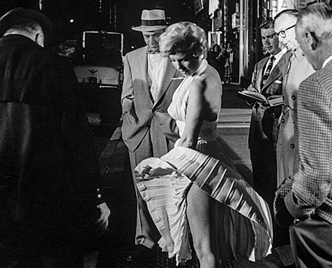 George Zimbel Marilyn Monroe