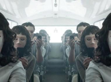 Scene from Black Mirror