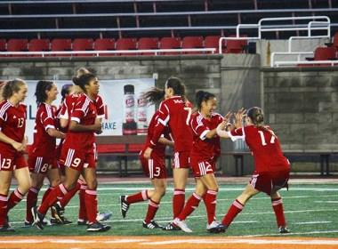 Martlet soccer