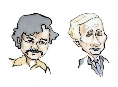Escobar and Putin