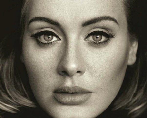Adele '25' album cover (Image: mcgilltribune.com)
