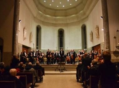 I Medici d McGill Winter concert
