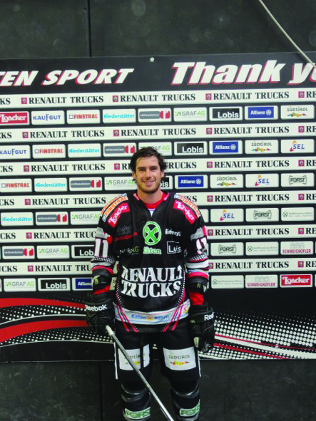 David Urquhart, 2013. (hockeytime.net)