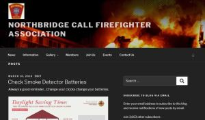 Northbridge Call Fire Fighter Association