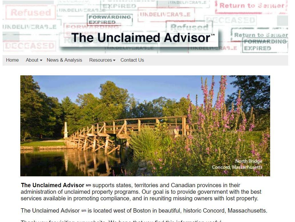 The Unclaimed Advisor