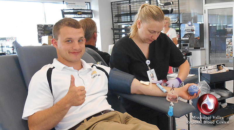 First Ever McGrath Auto Blood Drive Hosted at Chevyland