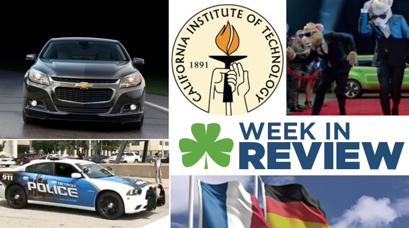 Automotive Week in Review: August 30th, 2013