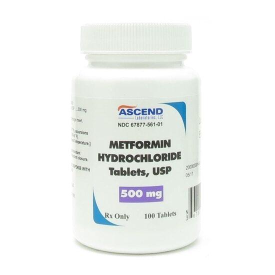 Metformin 500 Tablets Look Mg