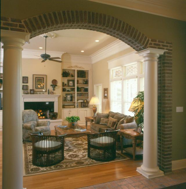 Terrific Arch Design For Living Room Ideas House