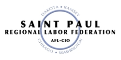 St Paul Regional Labor Fed Logo