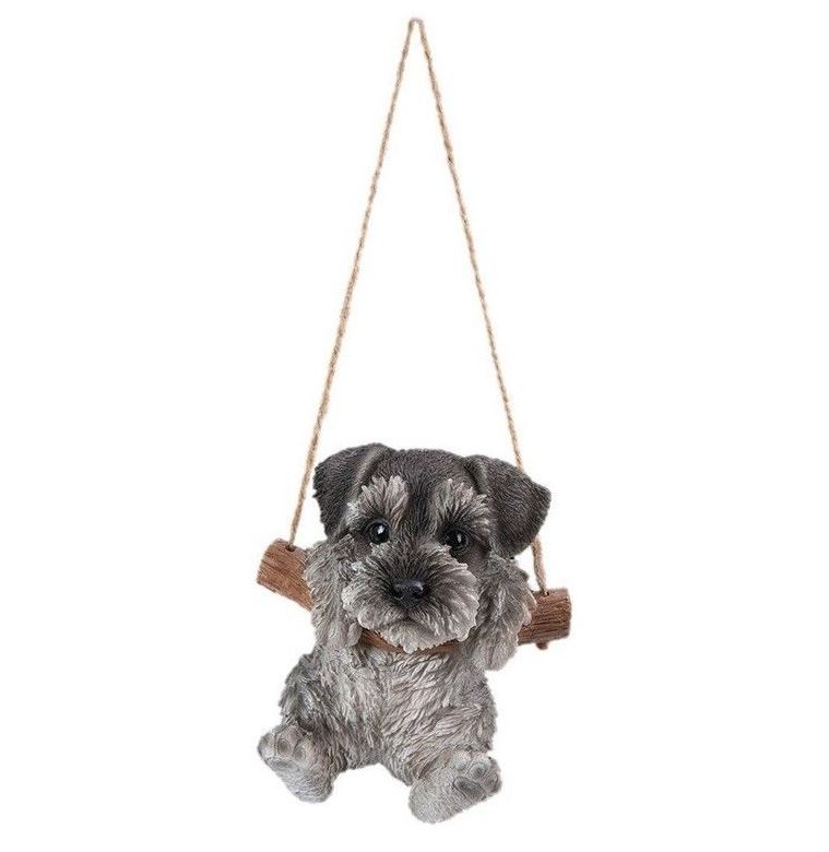 PET PALS JACK RUSSELL DOG PUPPY ROCKING ORNAMENT