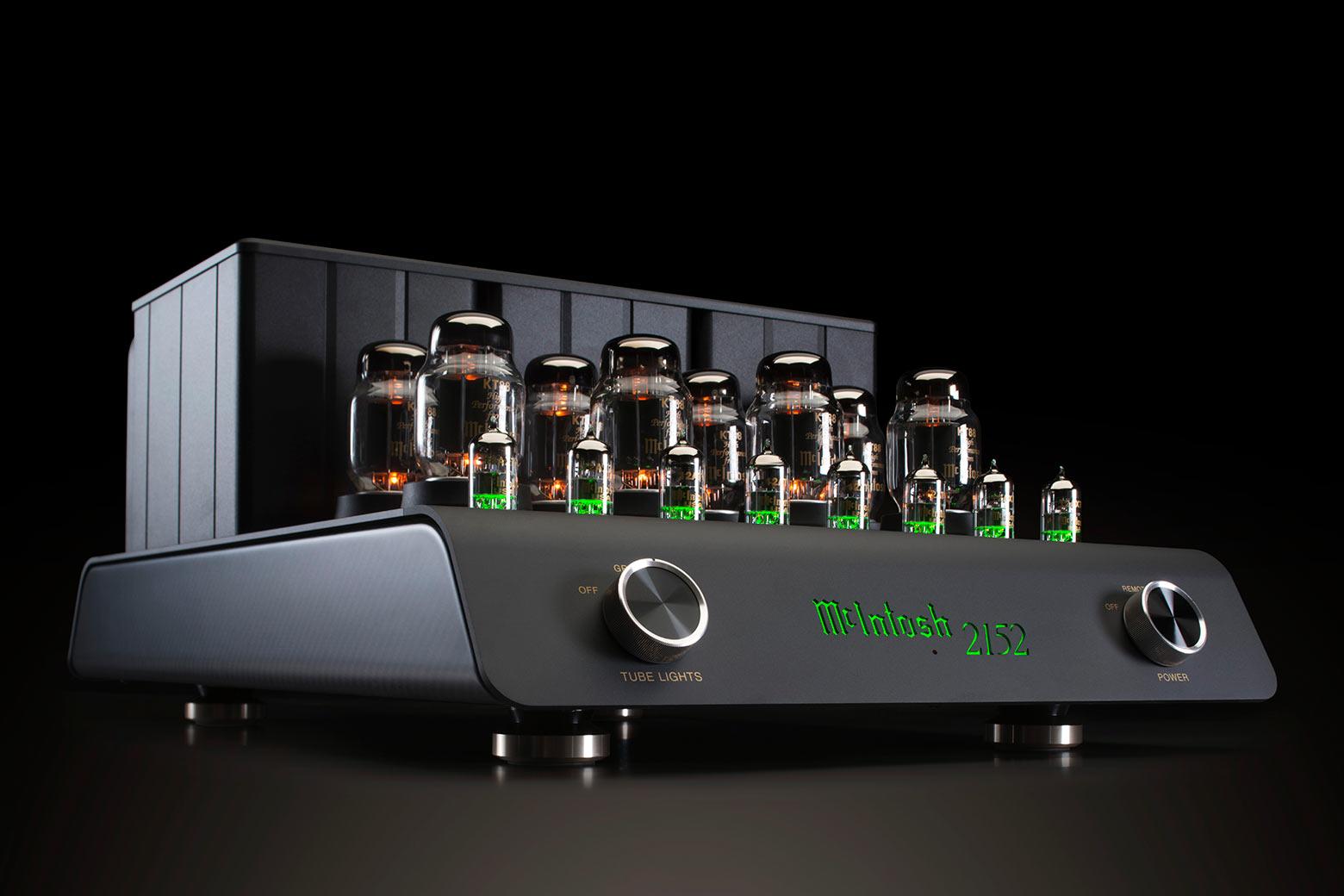 McIntosh MC205 Home Theater Amplifier
