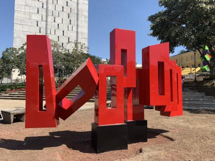 """Exposición """"Diálogo"""", Museo Nacional de Costa Rica"""