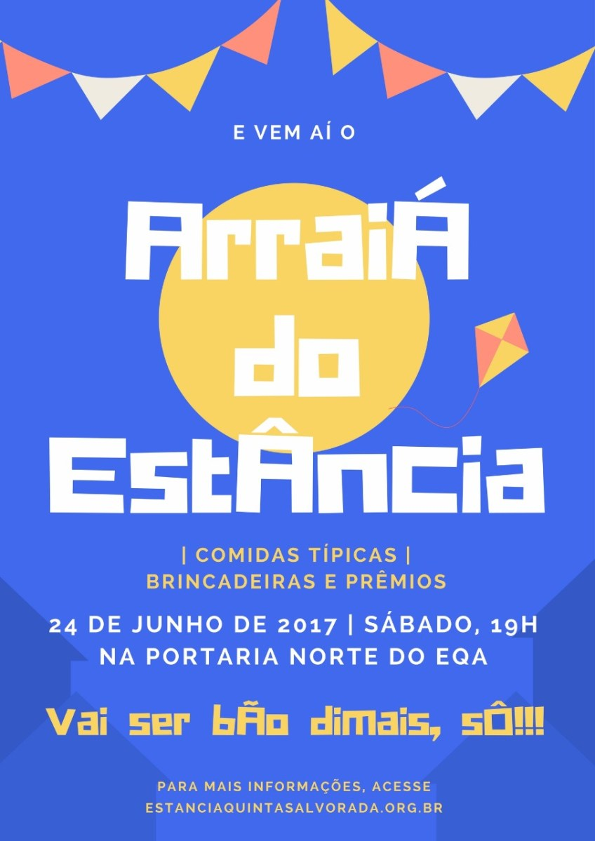 Arraiá do Estância