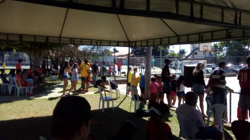2ª Copa de Futsal do Movimento Comunitário do Jardim Botânico