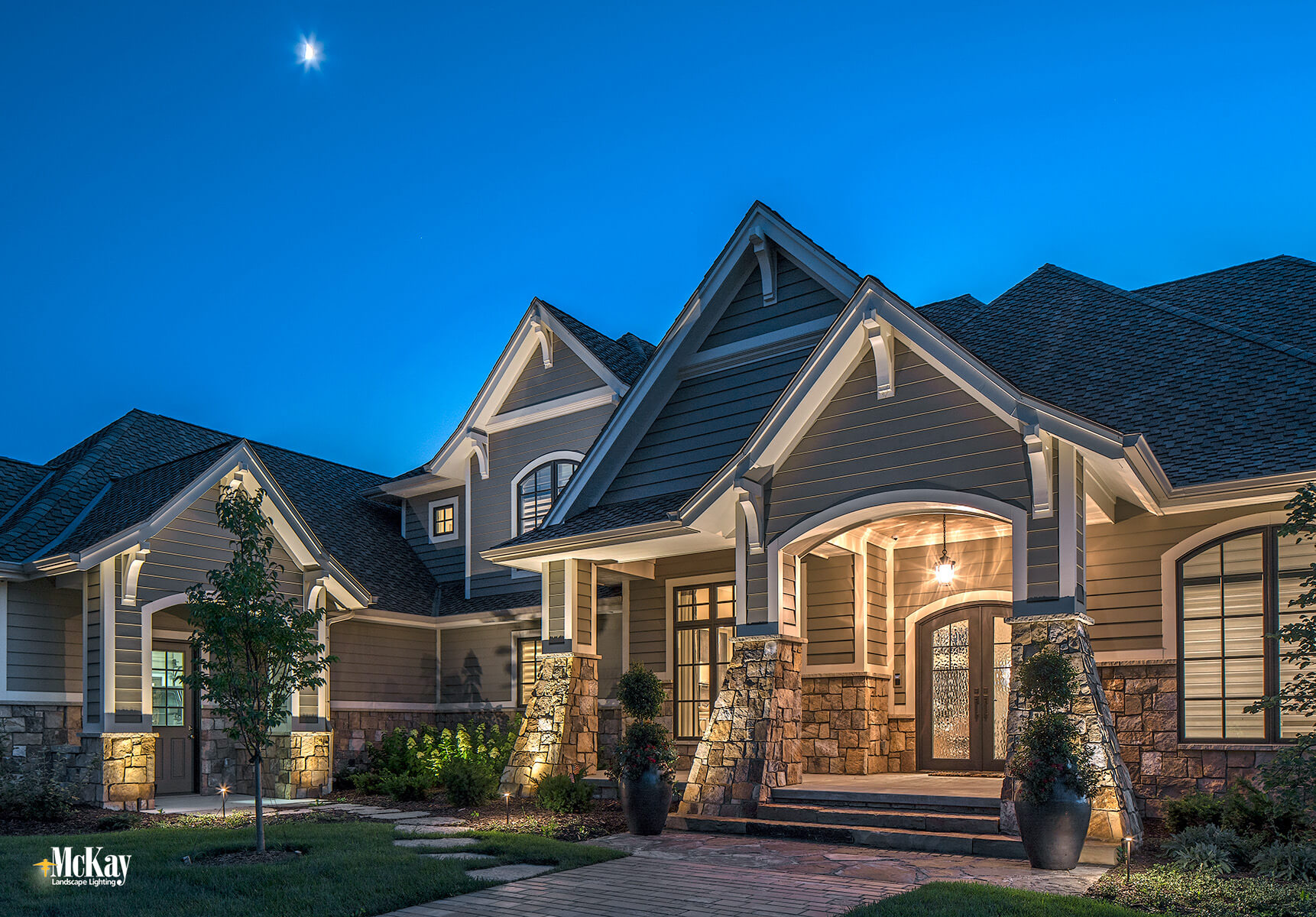 outdoor security lighting tips and