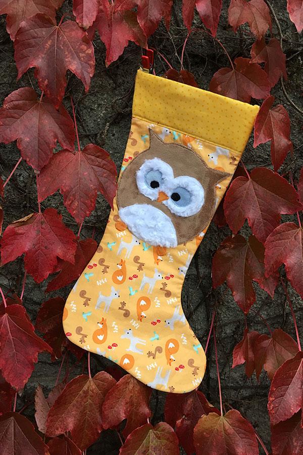 owl stocking