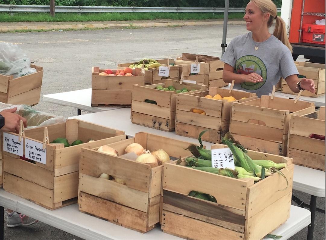 Farm Truck Foods in McKees Rocks.