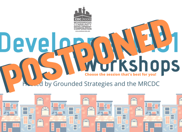EVENT POSTPONED – Development 101: Learn how property development works during an interactive workshop