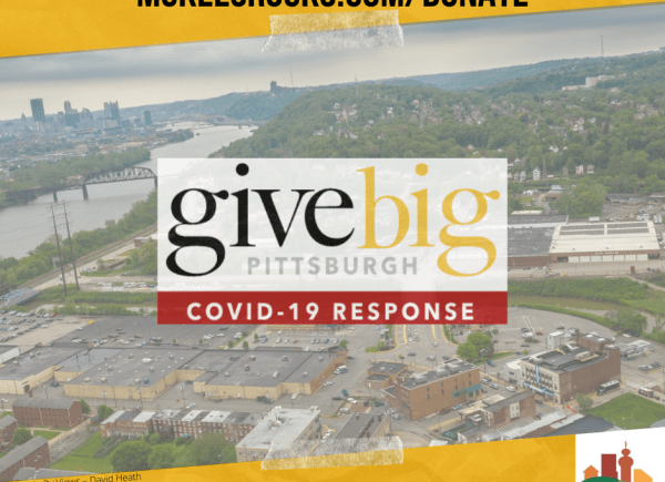 Support community development's response to COVID-19 in McKees Rocks