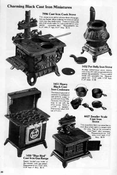 American Made Cast Iron Stoves