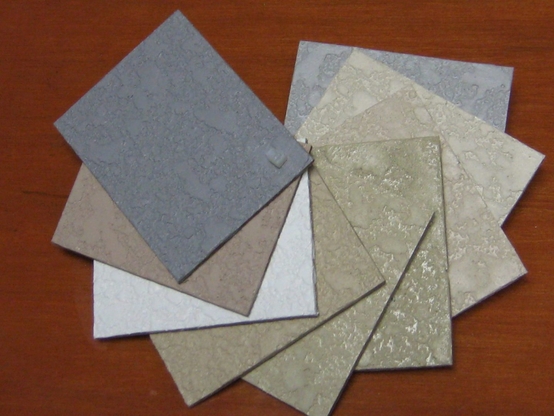 Color Coat sample colors