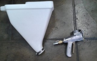 Hoppe and Texture Gun