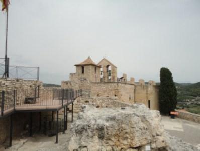 Column | Een oud Spaans kasteel