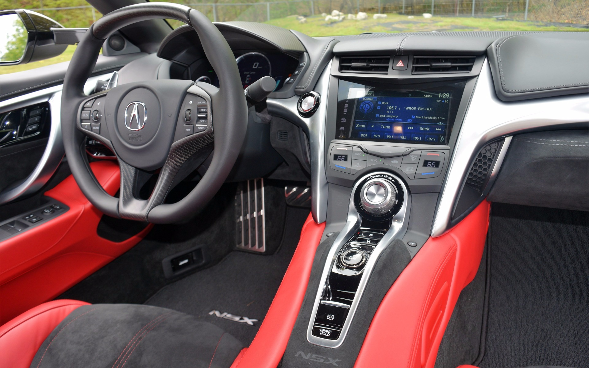 2017 Acura NSX SH AWD Sport Hybrid For Sale in Norwell MA