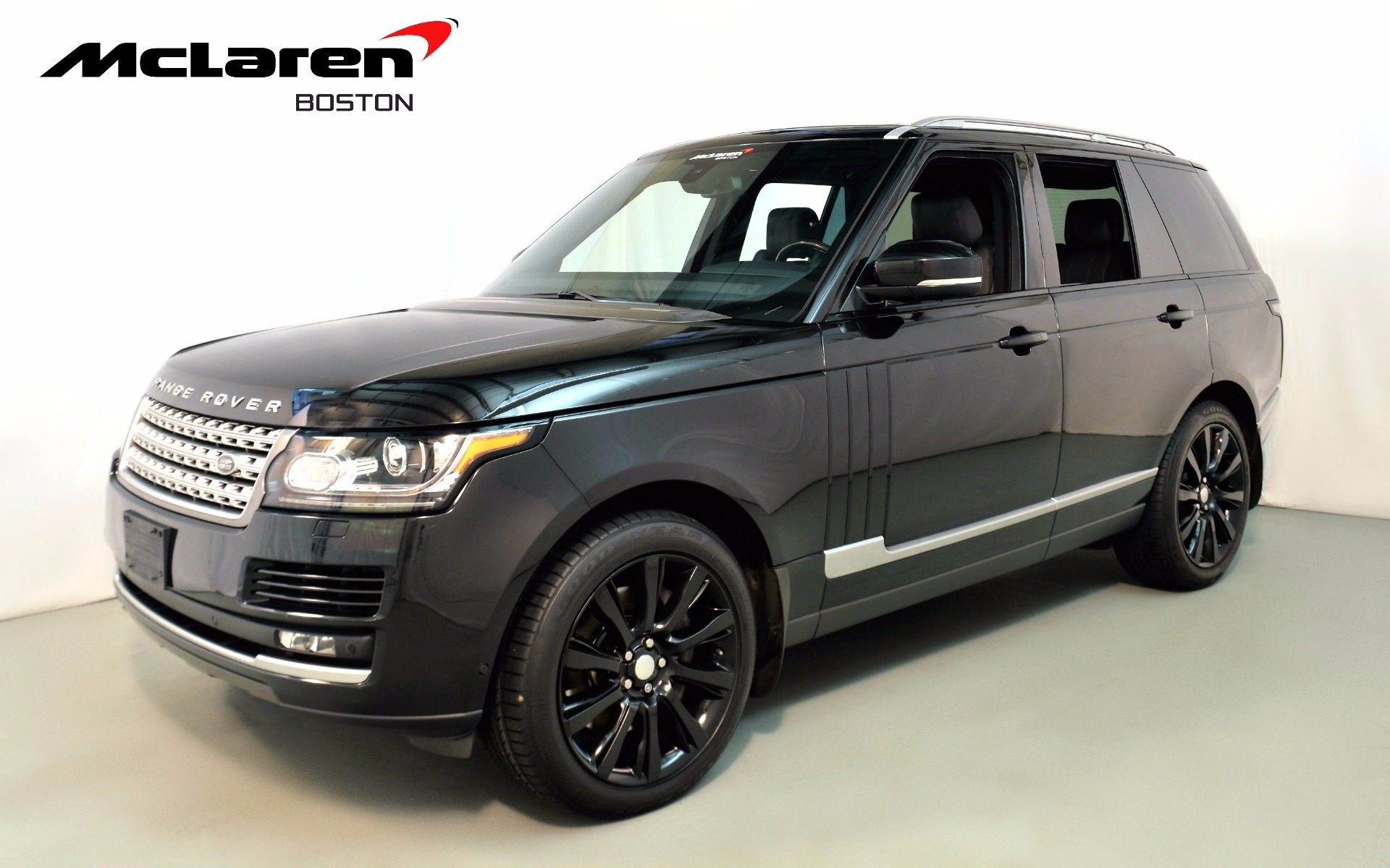 2014 Land Rover Range Rover Supercharged Ebony Edition For Sale in
