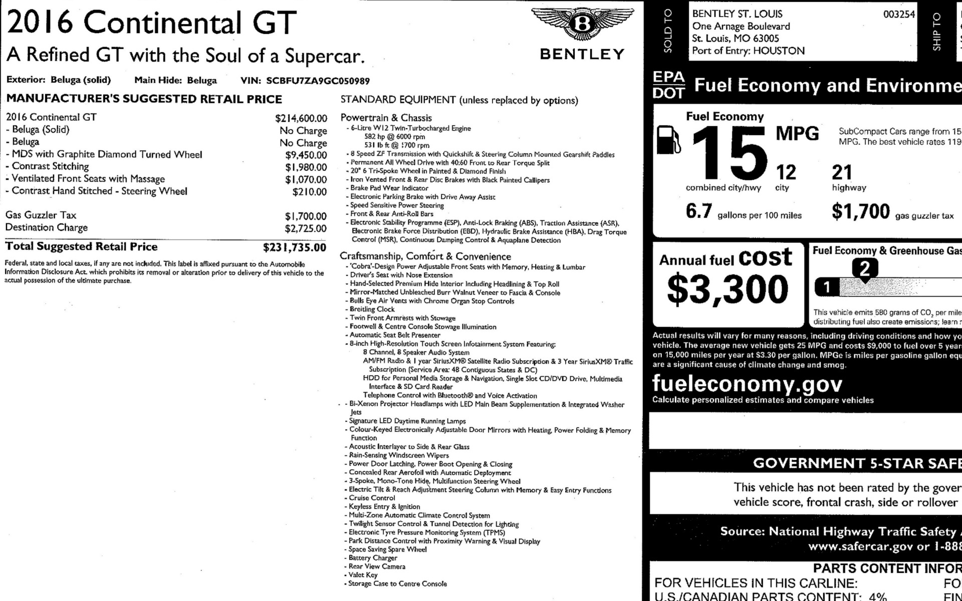Bentley Continental Gt For Sale In Norwell Ma