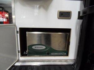 onboard dometic LPG generator