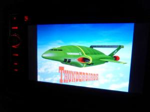 Thunderbird head unit display