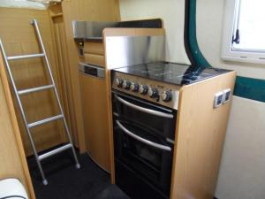 VW Crafter Sporthome kitchen