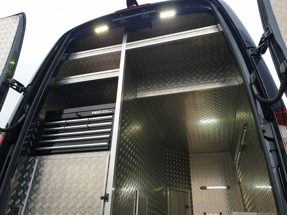 Mercedes Sprinter Sportshome Conversion