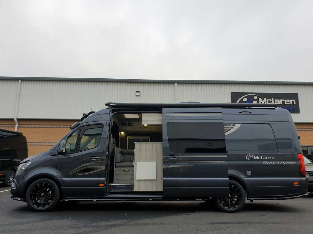 Mercedes Sprinter Sportshome Conversion