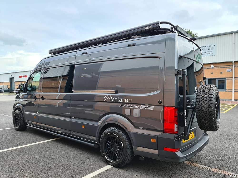 Volkswagen Savage Sportshome Conversion